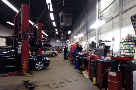 At Lossie's Auto Service and repair garage, we have state of the art equipment to inspect, repair or maintain your vehicle, whether it is a car or a truck.